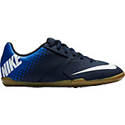 Nike Kids' BombaX Indoor Soccer Shoes