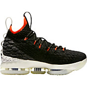 Nike Kids' Grade School LeBron 15 Basketball Shoes