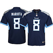 Nike Youth Home Game Jersey Tennessee Titans Marcus Mariota #8