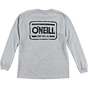O'Neill Boys' Rounder Long Sleeve Shirt