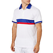 Prince Men's USA Stripe Polo
