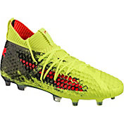 PUMA Men's Future 18.1 NetFit FG/AG Soccer Cleats
