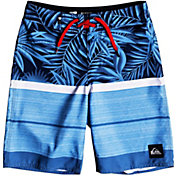 "Quiksilver Boys' Slab Island 18"" Board Shorts"