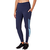 Reebok Women's Heather Highwaist 7/8 Gradient Tights