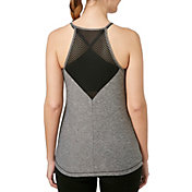 Reebok Women's High Neck Performance Solid Tank Top