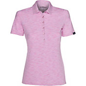Skechers Women's Go Golf Space Dye Golf Polo