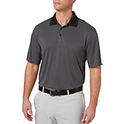 Slazenger Men's Core Mini Stripe Golf Polo