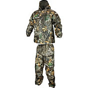 Compass 360 Men's SportTEK Camo Rain Suit