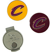 Team Effort Cleveland Cavaliers Hat Clip and Ball Markers Set