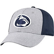 Top of the World Men's Penn State Nittany Lions Grey/Blue Faboo 1Fit Hat