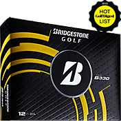 Bridgestone Tour B330 Golf Balls – Prior Generation